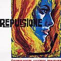 Repulsion, Catherine Deneuve, 1965 by Everett