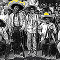 Revolutionary Soldiers Unknown  Mexico Location 1914-2014 by David Lee Guss
