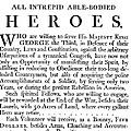Revolutionary War Poster by Granger