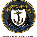 Rhode Island State Seal by Granger