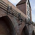 Riga Old City Walls by Jason O Watson