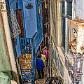 Rio De Janeiro Brazil - Favela Housing by Jon Berghoff