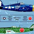 Rivals 17 by Tim Lutrey