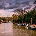 River Medway by Dawn OConnor