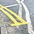 Road Markings by Tom Gowanlock
