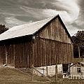 Roadside Barn by Skip Willits