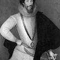 Robert Devereux (1566-1601) by Granger