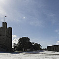 Rochester Castle by Dawn OConnor