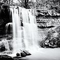 Rock Glen Falls by Tanya Harrison