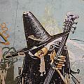 Rocking Witch by Jan Katuin