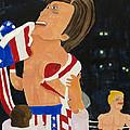 Rocky Balboa by Don Larison