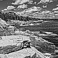 Rocky Summer Seascape Acadia National Park Photograph by Keith Webber Jr