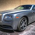 Rolls Royce by David B Kawchak Custom Classic Photography