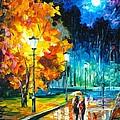 Romantic Night by Leonid Afremov