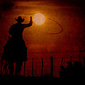 Ropin' The Moon by Kelli Brown