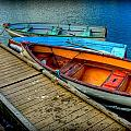 Row Boats by Craig Incardone