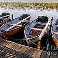 Rowboats by Jannis Werner