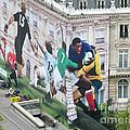 Rugby In Paris by Ann Horn