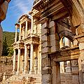 Ruins Of Ephesus by Brian Jannsen