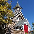 Rural Church by John Greim