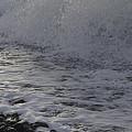 Rushing November Waves by Tom Trimbath