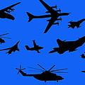 Russian Aviation by Lali Kacharava