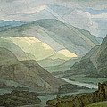 Rydal Water by Francis Towne