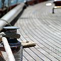 Sail Boat Rope by Henrik Lehnerer