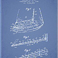 Sailboat Patent From 1996 - Vintage by Aged Pixel