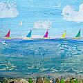 Sailing Away by Trish Tinsley