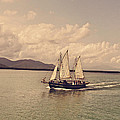 Sailing Ship by Girish J