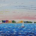 Sailing Takes Me Away by Cynthia Kerens