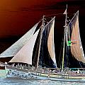 Sailing In Hope by Dave Byrne