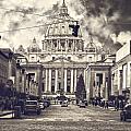 Saint Peters Basilica Rome by Sophie McAulay
