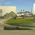 Sakonnet Point In Little Compton Rhode Island by Jeff Hayden