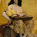 Salome by Henri Regnault