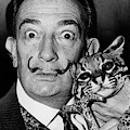 Salvador Dali (1904-1989) by Granger