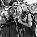 Samson And Delilah, From Left Victor by Everett