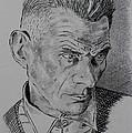 Samuel Beckett by John  Nolan