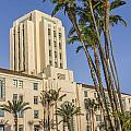 San Diego County Administration Center by Photographic Art by Russel Ray Photos