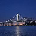 San Francisco Bay Bridge by Dan Peak