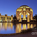 San Francisco Palace Of Fine Arts Theatre by B Christopher