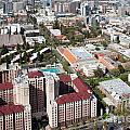 San Jose State University by Bill Cobb