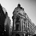 Santiago Stock Exchange Building Chile by Joe Fox