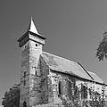 Santimbru Reformed Church by Gabriela Insuratelu