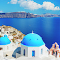 Santorini Island, Greece, Beautiful by Design Pics Vibe
