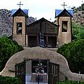 Santuario De Chimayo by Pam Romjue
