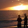Sarasota Sunset by Gary Wonning