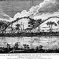 Saratoga: Encampment, 1777 by Granger