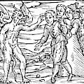 Satan & Sorcerer, 1626 by Granger